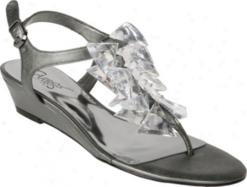 Carlos By Carlos Santana Fresh (women's) - Pewter Pu
