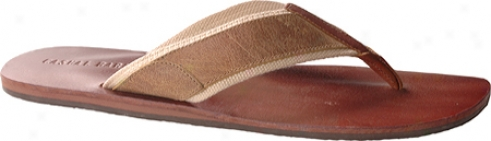 Accidental Barn Cbs0032 (men's) - Brown Leather Canvas