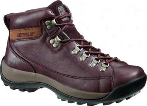 Caterpillar Active Alaska (men's) - Chocolate Leather