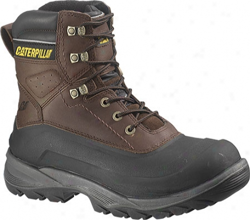 Caterpillar Aziza Tx Wp Steel Toe (men's) - Moondanfe