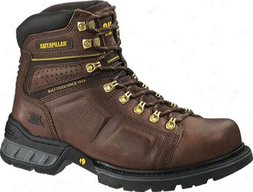 Caterpillar Endure Steel Toe (men's) - Oak