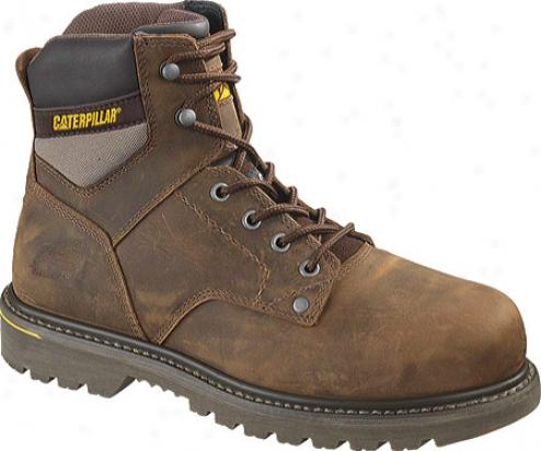 Caterpillar Gunnison Hardness Toe (men's) - Dark Beige