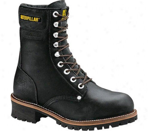 Caterpillar Logger Safety Shoe (men's) - Black
