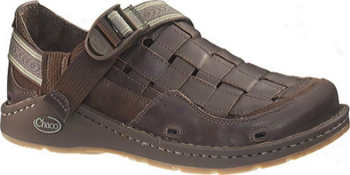 Chaco Conundrum (men's) - Chocolate Brown/grove