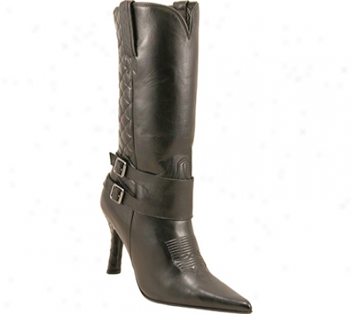 Charlie 1 Horse In proportion to Lucchese I4870 (women's) - Dismal Calf