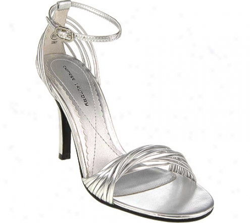 Chinese Laundry Willy (women's) - Silver/multi Soft Shimmer