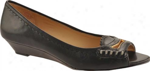Circa Joan & David Bozwell (women's) - Black Leather