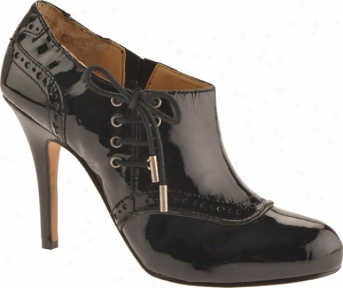 Circa Joan & David Eunice (women's) - Black Patent