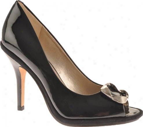 Circa Joan & David Kairos (women's) - Black Patent Leather