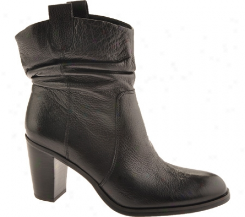 Circa Joan & David Kirstin (women's) - Black Leather