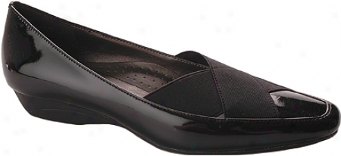 Circa Joan & David Niera (women's) - Black Patent Leather