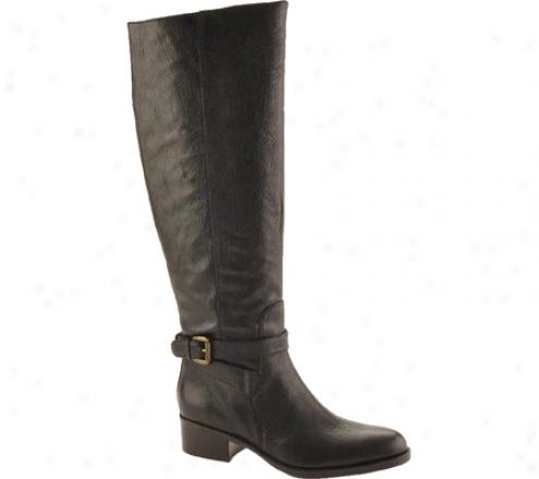 Circa Joan & David Ralco (women's) - Black Leather