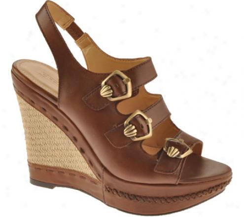 Circa Joan & David Rycroft (women's) - Natural Brown Leather