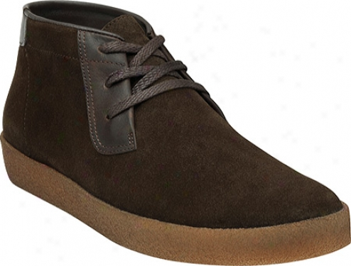 Clarks Ashcott Boot (men's) - Brown Suede