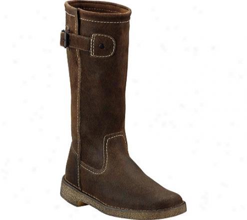 Clarks Desert Grazer (women's) - Taupe Distressed Leather