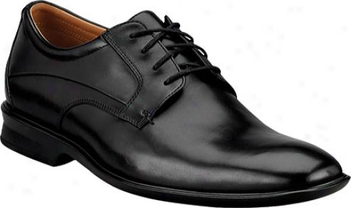Clarks Goya Row (men's) - Black Leather