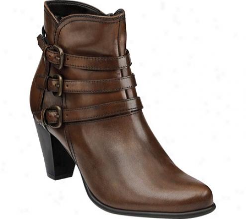 Clarks Media Blitz (women's) - Brown Leather