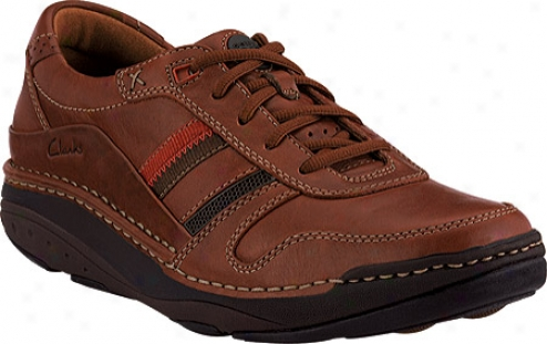 Clarks Mover (men's) - Dark Brown Leather