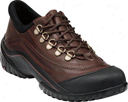 Clarks Muckers Dew (women's) - Dark Brown Leather