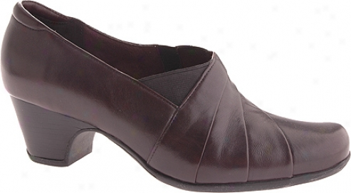 Clarks Sugar Spice (women's) - Black Leather