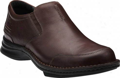 Clarks Wave.crossover (men's) - Brown Leather