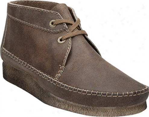 Clarks Weaver Boot (men's) - Taupe Distressed