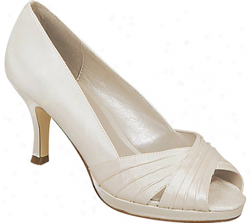 Colorful Creations Victoria (women's) - Ivory Satin