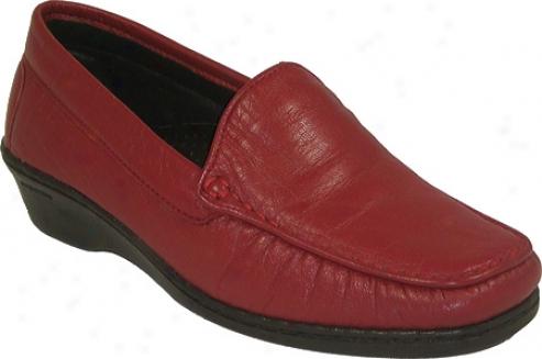 Comfort Plus 490 (women's) - Red
