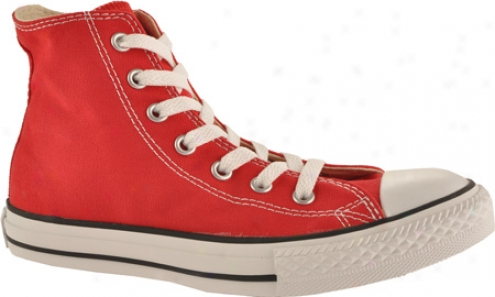 Converse Chuck Taylir All Star Core Hi (children's) - Red