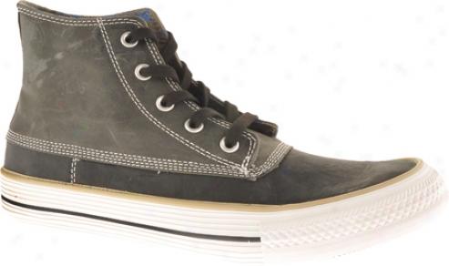 Converse Chuck Taylor All Star Duck Boot Hi (men's) - Back/charcoal