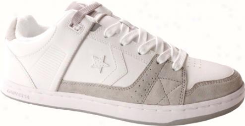Converse Skate 110015 (men's) - White/grey
