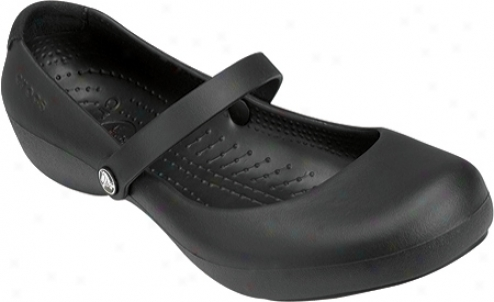 Crocs Alice Work (women's) - Black