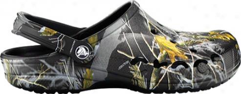 Crocs Baya R3altree Apc (men's) - Black/black