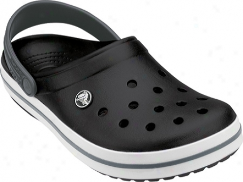 Crocs Crocband - Black/graphite