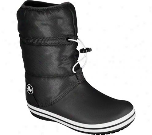 Crocs Crocband Winter Boot (women's) - Black