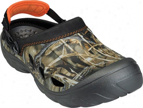 Crocs Crostrail Realtree (men's) - Graphite/black