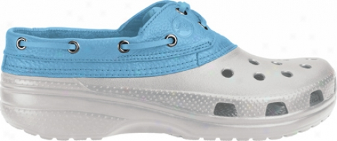 Crocs Islander - Light Blue/white