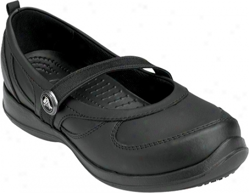 Crocs Juniper (women's) - Black/black