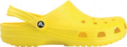 Croccs Kids Claqsic (infants') - Yellow