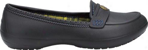 Crocs Lano (women's) - Black/bijou Blue