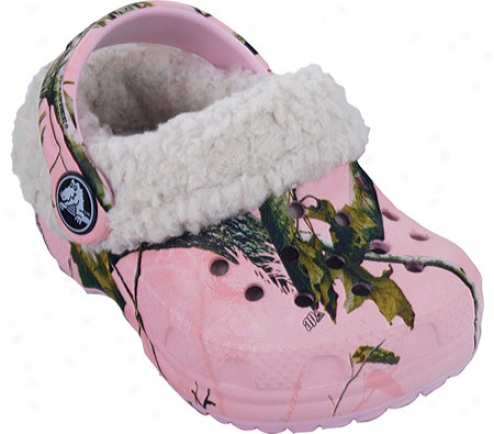 Cros Littles Mammoth Realtree (infants') - Bubblegum/oatmeal