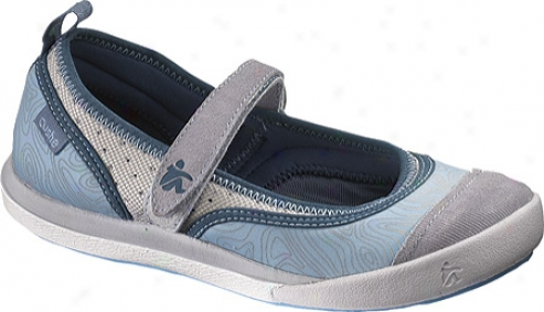 Cushe Ripple (women's) - Libht Blue