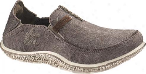 Cushe Surf-slipper Loafer Canvas (men's) - Brown