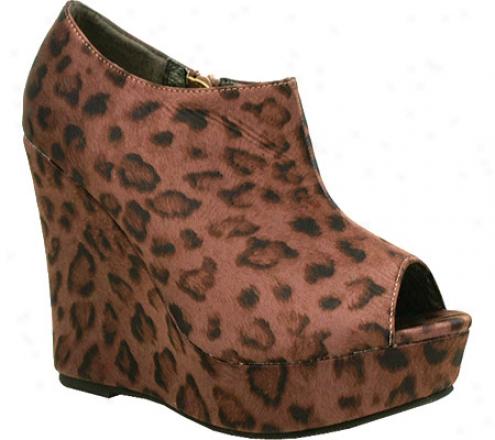 Da Viccino Mona-1 (women's) - Paragon Leopard