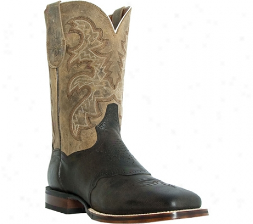 """dan Post Boots 11"""" Cowboy Certified Dp2813 (men's) - Chocolate/sand"""