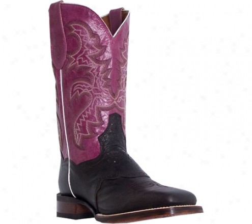 """dan Post Boots 11"""" Wilderness Goat Dp2868 (women's) - Chocolate/purple"""