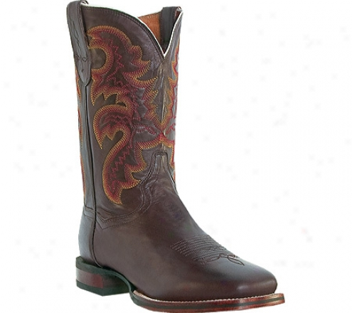 """dan Post Boots Broken Arrow 11"""" Dp2849 (men's) - Chocolate Saddle Leather"""