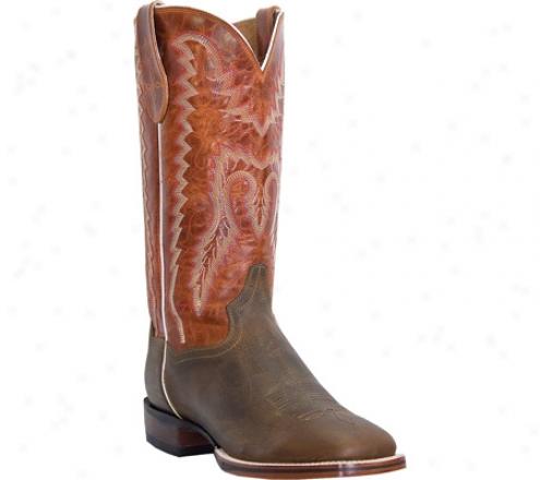 """dan Post Boots Cowboy Certified 13"""" Stockman Dp2948 (men's) - Tan"""
