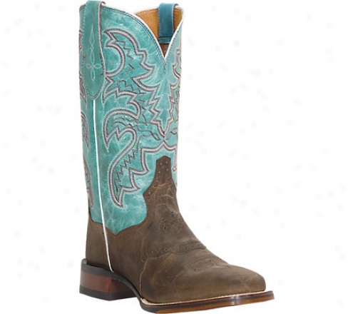 """dan Post Boodt Cowgirl Certified 11"""" San Michelle Dp2863 (women's) - Tan Mad Cat"""