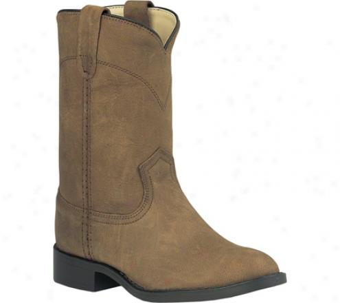 Dan Post Boots Dpc2203 (children's) - Brown Distressed